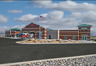RGE Constructs Weaver Mountain Fire Station
